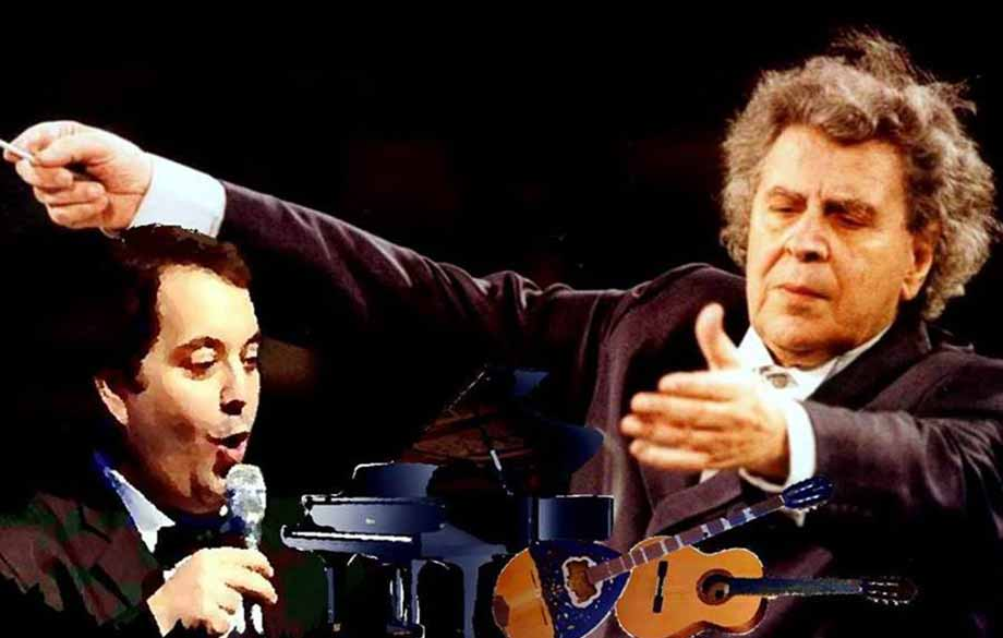 Mikis Theodorakis for Love