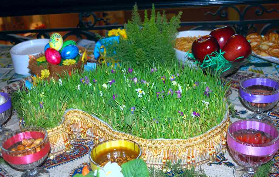 We Celebrated Novruz and First Spring Together
