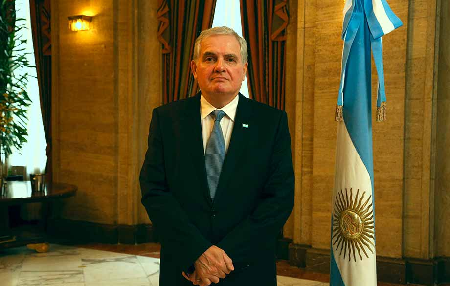 Interview with H. E. Mr. Alberto Alfredo Manuel Trueba, Ambassador Extraordinary and Plenipotentiary of the Republic of Argentina to the Republic of Bulgaria