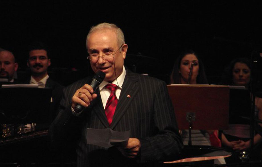 Meltun Kadioğlu - Musician, Composer and Conductor from Bursa, Turkey
