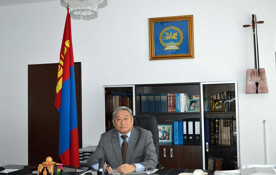 Interview with H. E. Mr. Dashjamts Batsaikhan, Ambassador Extraordinary and Plenipotentiary of Mongolia in the Republic of Bulgaria