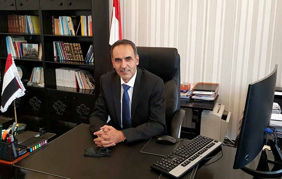 Interview with H. E. Mr. Abdulrazaq Al-Amrani, Ambassador, Chargé d'Affaires of the Embassy of the Republic of Yemen to the Republic of Bulgaria