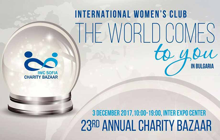 Charity Bazaar 2017 of the International Women's Club - Sofia