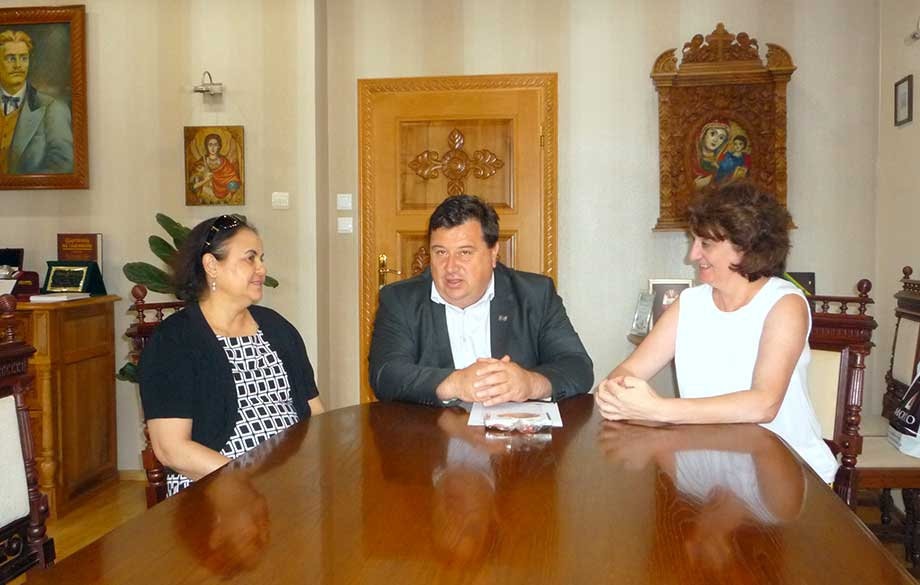 The Ambassador of the Kingdom of Morocco Visited Tryavna