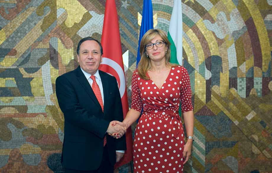 Interview with H. E. Mr. Khemaies Jhinaoui, Minister of Foreign Affairs of the Tunisian Republic
