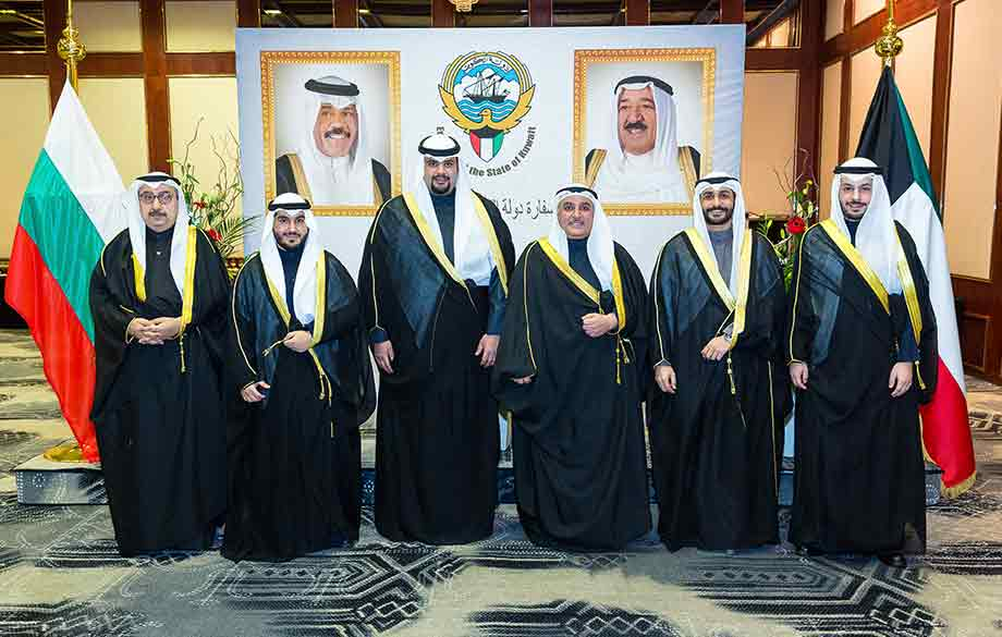 Kuwait Celebrated Its National Holiday