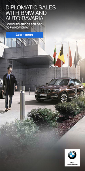 DIPLOMATIC SALES WITH BMW AND AUTO BAVARIA