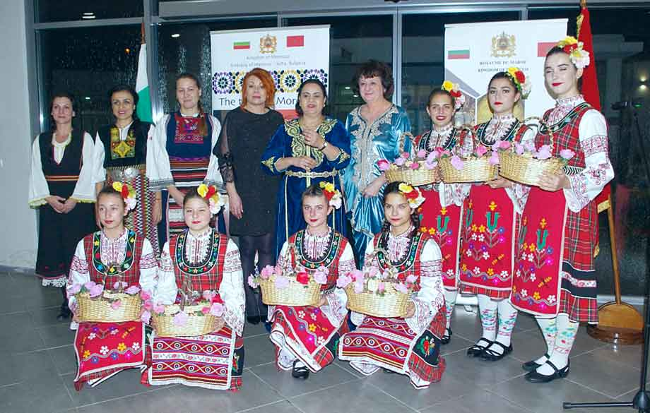 Bulgaria and Morocco - Countries of the Rose, a Meeting with the Beauty of the Traditions in Kazanluk