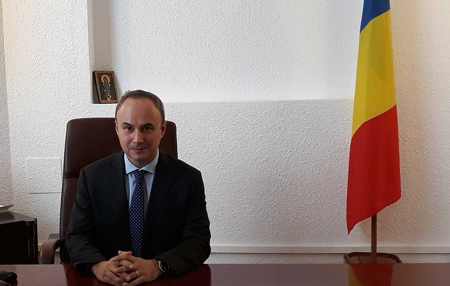 Interview with H. E. Mr. Ion Galea, Ambassador Extraordinary and Plenipotentiary of Romania to the Republic of Bulgaria