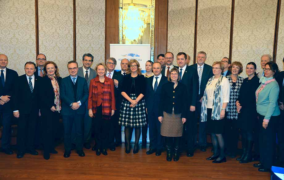 The Romanian Presidency of the Council of the EU Started