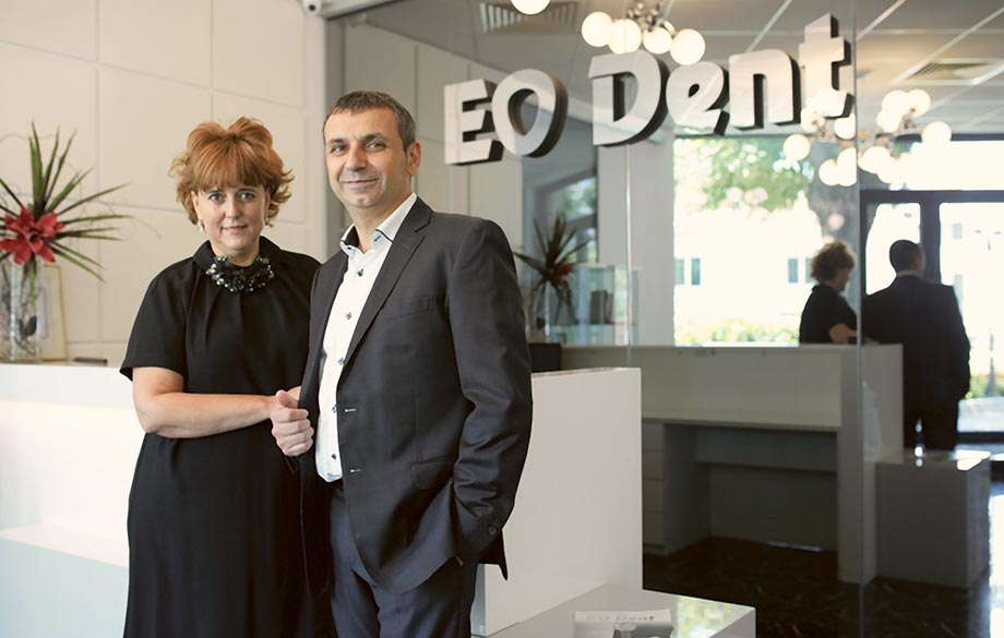 Doctors – Pride of Bulgaria. Interview with Dr. Veneta Pavlova and Dr. Valentin Pavlov, founders and directors of the chain of dental clinics EO Dent