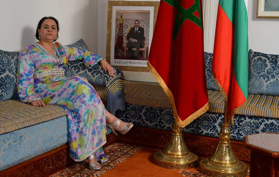 21 Years since the Accession to the Throne of King Mohammed VI
