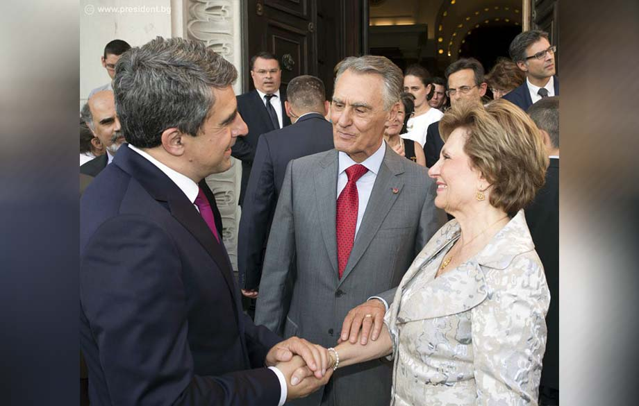 Concert and Reception of the President of the Portuguese Republic and His Wife