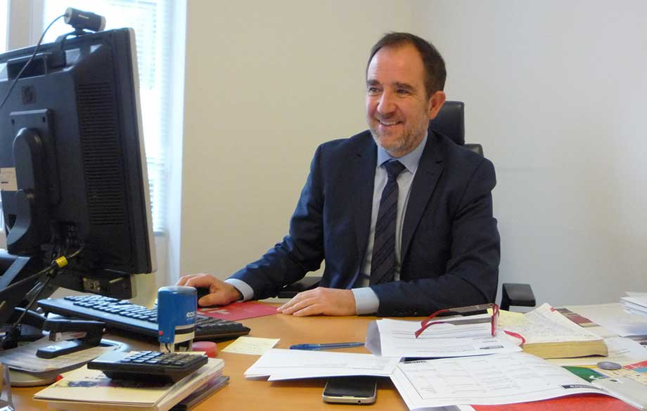 Interview with Mr. Javier Valdivielso, Director of the Cervantes Institute in Sofia