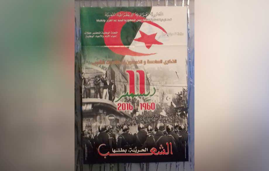56 Years Since the Events in Algeria