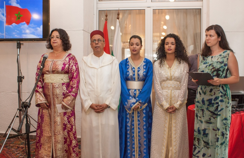 Morocco Celebrated the Feast of the Throne