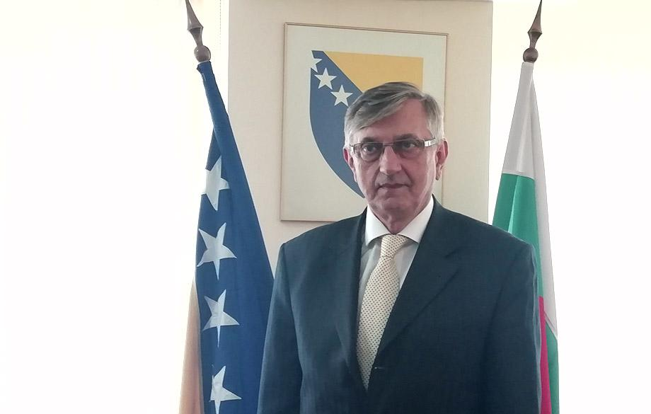 Interview with H. E. Mr. Zdravko Begovic, Ambassador Extraordinary and Plenipotentiary of Bosnia and Herzegovina to the Republic of Bulgaria