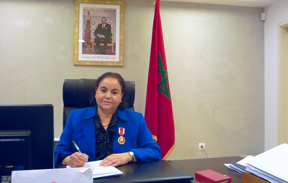 Interview of H. E. Mrs. Zakia El Midaoui, Ambassador Extraordinary and Plenipotentiary of the Kingdom of Morocco to the Republic of Bulgaria