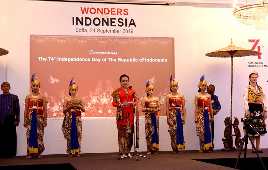 Indonesia Celebrates Its Independence Day