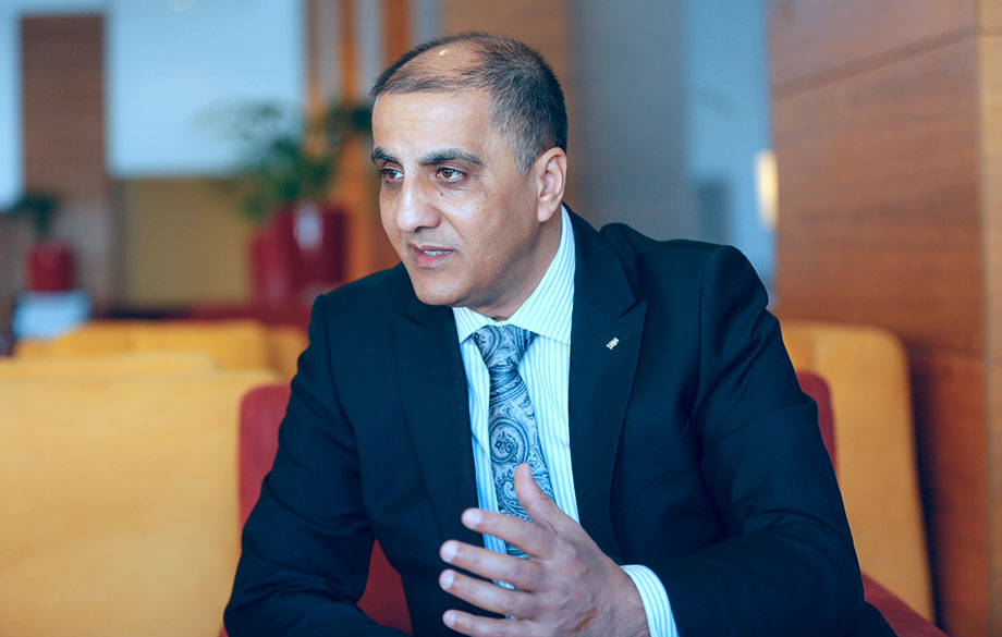 Interview with H. E. Dr. Ahmed Al Madbuh, Dean of the Diplomatic Corps in our country, Ambassador Extraordinary and Plenipotentiary of the State of Palestine