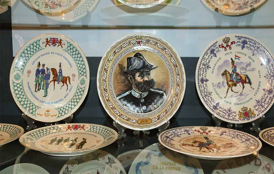 Stories from Porcelain. Images from the Grand Duchy of Luxembourg