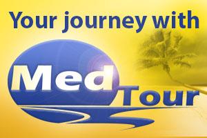 Med tour